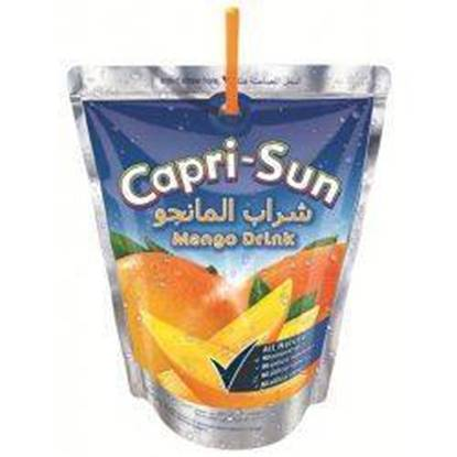 Picture of Capri Sun mango Juice 200 ml*24