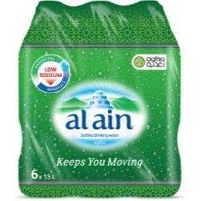 Picture of Al ain  Water 1.5 lt*6