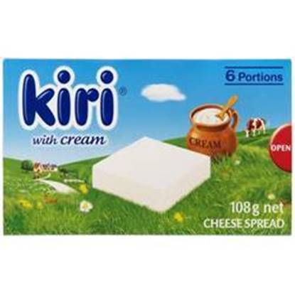 Picture of Kiri With Fresh Cream  5x108g