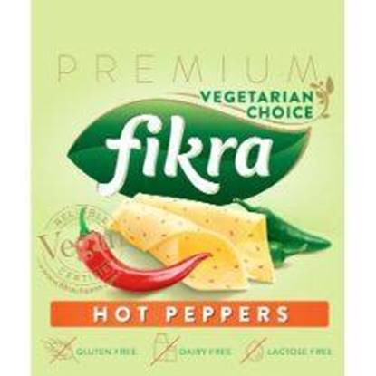 Picture of FIKRA PREMIUM HOT PEPPERS SLICES/200g