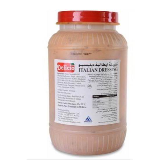 Picture of Delicio Italian  Sauce 3.78L×4