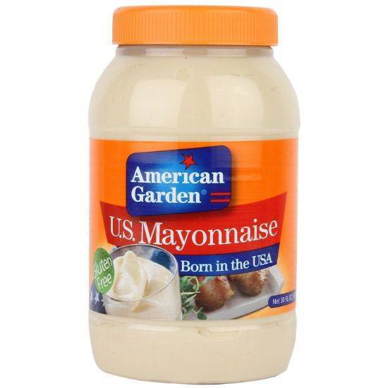 Picture of American Garden USA Mayonnaise  3.780 kg*4