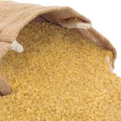 Picture of Yellow Wheat Soft (Bulgur) 15KG