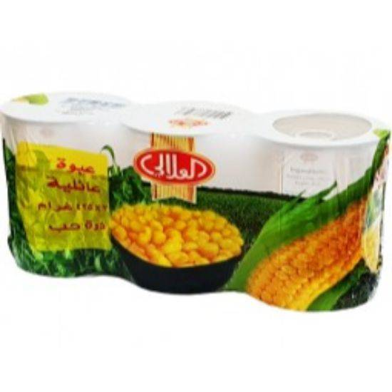 Picture of al alali Sweet Corn 200gm*3 offers