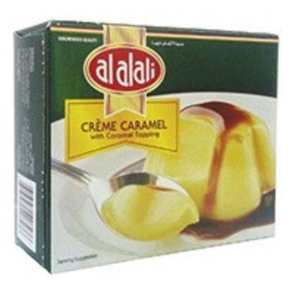Picture of Al Alali Cream Caramel 12*70 g