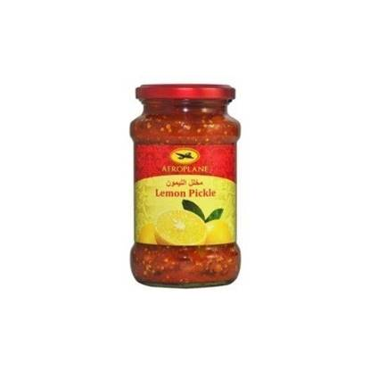 Picture of AEROPLANE  Lemon Pickle 400gm*12