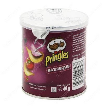 Picture of Pringles BBQ 40 gm*24