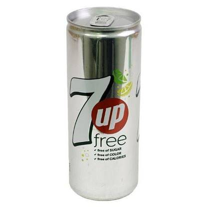 Picture of Seven Up Diet 250 ml