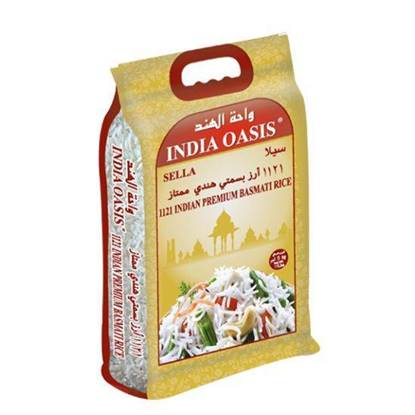Picture of Rice Basmati Sella India Oasis 20KG