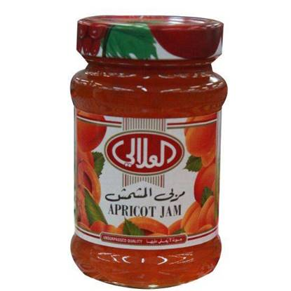 Picture of Al Alali Apricot Jam 400gm*3 Offer