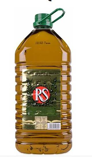 Picture of RS Refined Pomace Oil Blended with Extra Virgin Olive Oil 5LTR*3