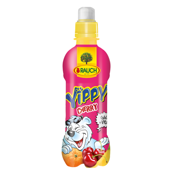 Picture of RAUCH Yippy Cherry 330ML