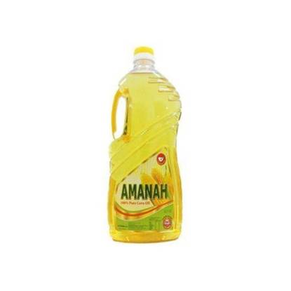 Picture of Amanah Corn Cooking Oil 1.8Ltr*6
