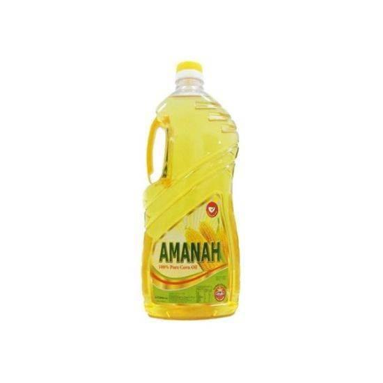 صورة Amanah Corn Cooking Oil 1.8Ltr*6