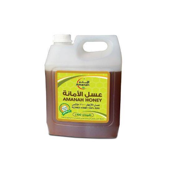Picture of Amanah 100% Natural Flower Honey 2.5KG