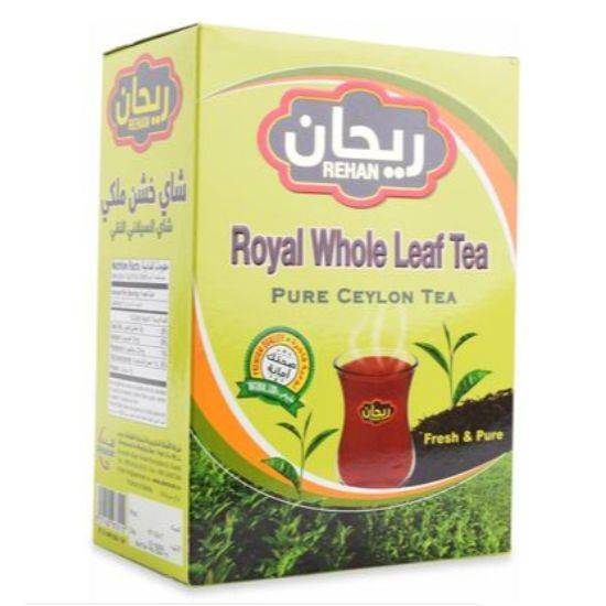 Picture of Rehan Black Tea Whole Leaves 450 GM
