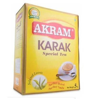 الصورة: Akram Karak Tea Best for preparing Karak milk tea 5KG
