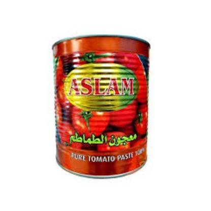 Picture of Aslam Tomato Paste 800 GM*12