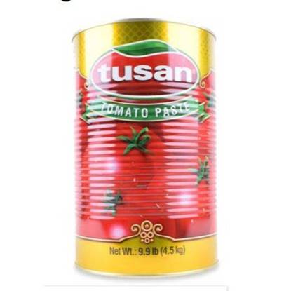 Picture of Tusan Tomato Paste 4.5KG*3