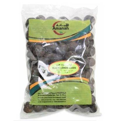 Picture of Amanah Dried Black Whole Lime 500GM