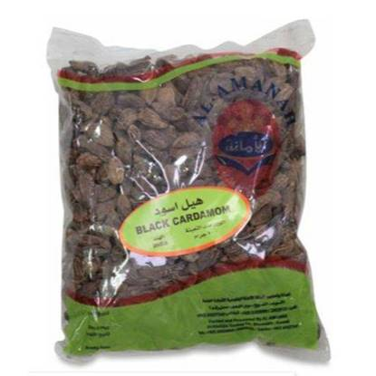 الصورة: Amanah Black Cardamom Whole 500gm