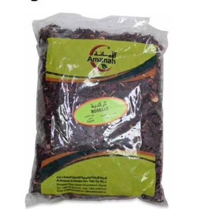 Picture of Amanah Dried Hibiscus 500gm
