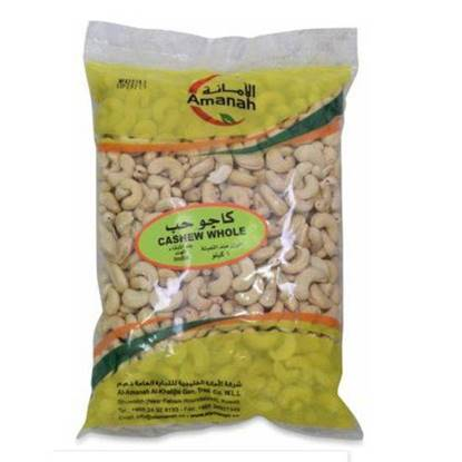 Picture of Amanah Whole Cashew Per KG