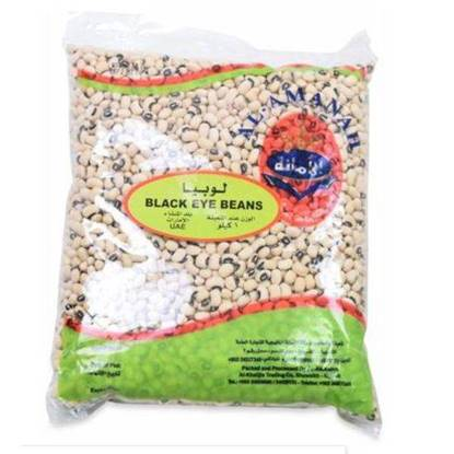 Picture of Amanah Black Eye Beans Per KG