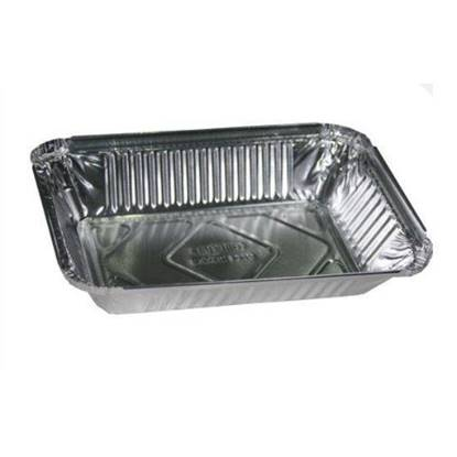 Picture of Wataniya Parcel  Container Aluminium Rectangular with Lid  8342-  1 x 125 x 8