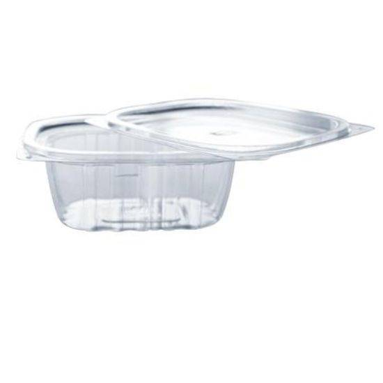Picture of Jana Parcel Transparent Clear Container 8Oz 6 x 50=300 pices