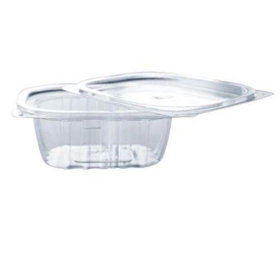 Picture of Jana Parcel Transparent Clear Container 12Oz 6 x 50=300 pieces