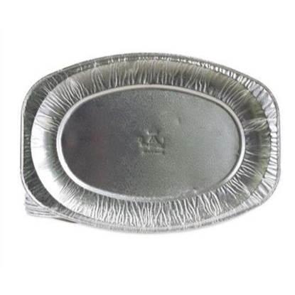 الصورة: Wataniya Aluminium Oval Platter Plate Ov 1 -1 x 100