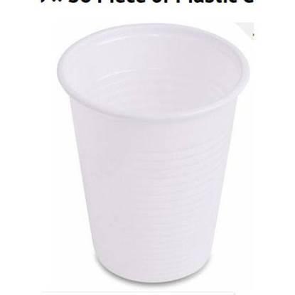 الصورة: Wataniya Plastic Cups 7 Oz Prefered for Cold Drinks 20 x 50