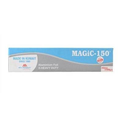 الصورة: Magic Aluminium Foil 450 mmx 45cm-6 x 1KG