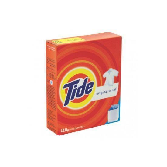 صورة Tide Washing Powder Normal Washing  110gm*72