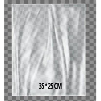 الصورة: Transparent Platic Packing Pouch25 cm x 35 cm 20kg