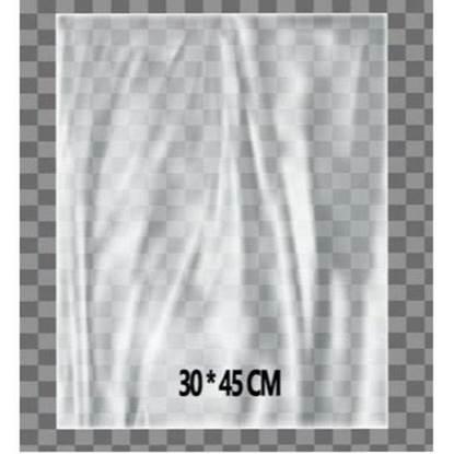 الصورة: Transparent Platic Packing Pouch30 cm x 45cm 20kg