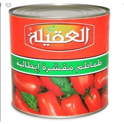 Picture of Al Ageelah Italian Peeled tomatoes 6 x 2.5kg
