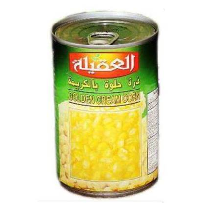 Picture of Al Ageelah Golden Cream Sweet Corn 24 x 425g