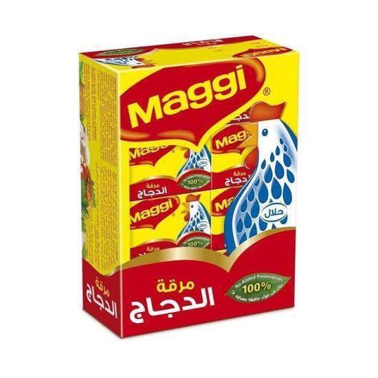 Picture of Maggi Chicken Stock 24 x 50g x 24p