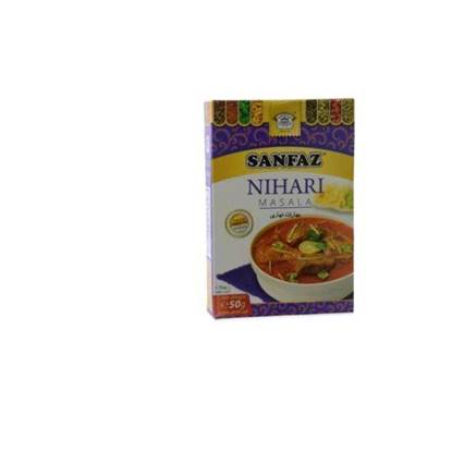 الصورة: Sanfaz Nihari Spices 50gm*6