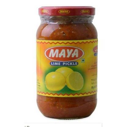 الصورة: Maya Lemon Pickle 500gm*12