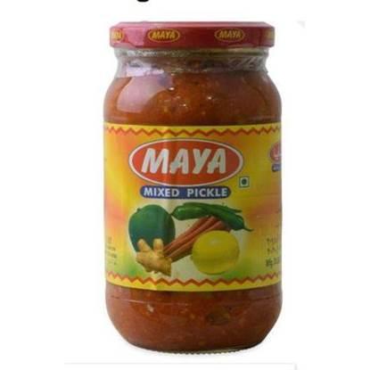 الصورة: Maya Mix Vegetable Pickle 500gm*12