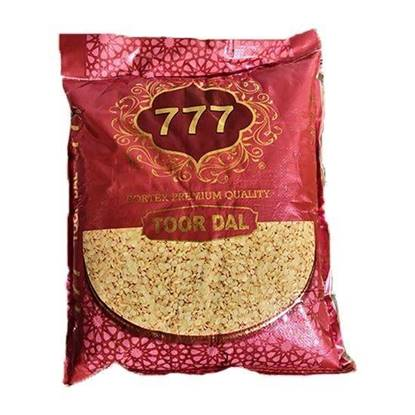 Picture of 777 Toor Dal Yellow Lentil 15kg