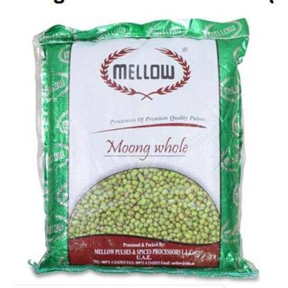 Picture of Mellow Green Moong Whole 15kg