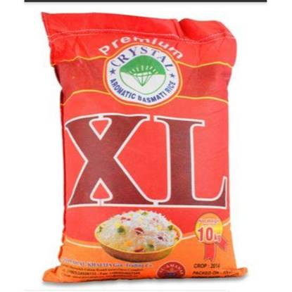 Picture of Crystal XL Rice Posa Medium size Grain 10KG