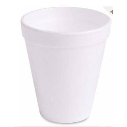 الصورة: Wataniya K-Pak Foam Cup with Lids  8 onz Preferend for Tea 25 x 40-Size:80 mm × 80 mm × 90 mm