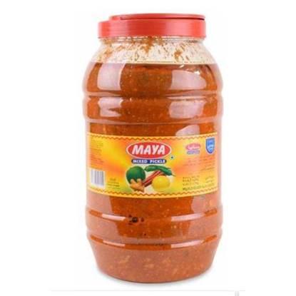 الصورة: Maya Mix Vegetable Pickle 5kg