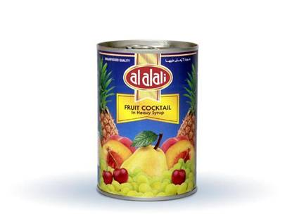 Picture of Al Alali  Mixed fruit Cocktail  400gm*24