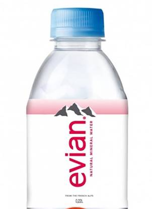 Picture of Evian Mineral Water 220mlx24